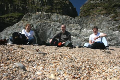 Coastal Walk Podcast - Lunch!