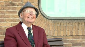Arthur Lyne recalls his time in the Royal Observer Corps