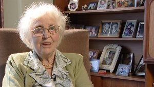 Molly Metz recalls the wartime ROC