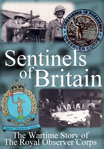Sentinels of Britain front cover